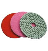 "4"" Flexible Polishing Pad for Marble / Granite"