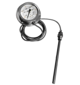 Gas Actuated Thermometer