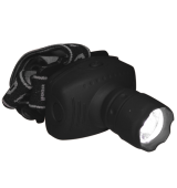 LED High Power Zoom Head Lamp 3W USP 3PCS AAA Battery