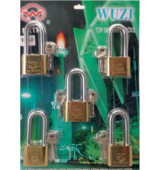 Master Key Padlock Long Shackle