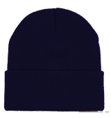 Winter Cap Knit Pointed Crown